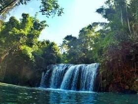 Air terjun Kima Atas Manado Wisata air yang menyenangkan di Sulawesi Utara