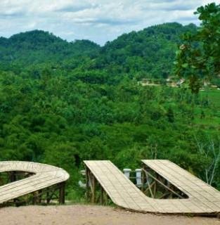 Bukit Pangonan Pringsewu Lampung Objek wisata yang mempesona