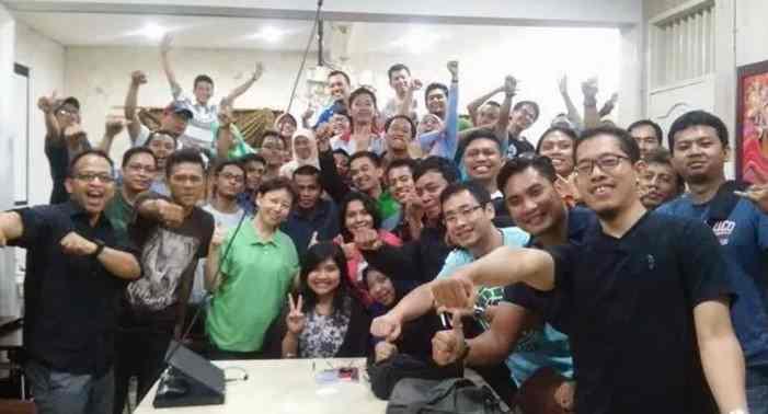 Gabung di komunitas bisnis online gratis bersama SB1M Bogor Bekasi Tangerang