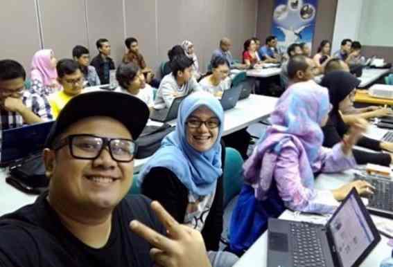 Belajar cara bisnis online cepat menghasilkan di Bogor Bersama SB1M