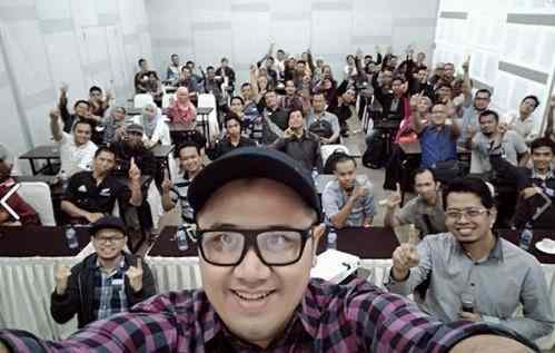 Belajar bisnis online untuk pemula di Jakarta Utara