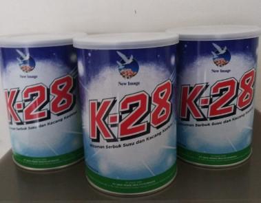 Jual Susu K28 di Seluruh Wilayah Indonesia